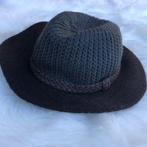 Boho floppy hat